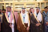 بالصور .. المنديل الكشفي يطوق أعناق 3 من أصحاب المعالي الوزراء