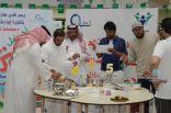 مدير نادي الحي كرم الفائزين في مسابقة الطبق الشعبي في صوير