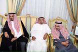 """الشيخ """" سليمان الحماد """" يحتفي بضيوفه من جامعة الملك سعود"""