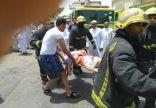 """6 وفيات و 13 مصاباً في انفجار مسجد بلدة القديح بمحافظة القطيف """" صور """""""