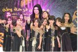 خمسة الاف فتاة بالأحساء يسجلن حضورا في مواهب مهرجان ( فرحة وطن )