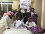 أكثر من ٤٠٠ حقيبة مدرسية توزعها جمعية العيون الخيرية على مستفيديها