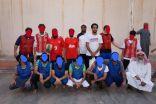 بالصور .. انطلاق الدوري الرياضي لنزلاء سجن الأحساء