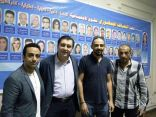 المجلس المصري السعودي لشباب أعمال التنمية يدعم قائمة تهاني الجبالي