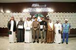 بالصور .. الدفاع المدني يكرم الفرق التطوعية والمتطوعين في جميع مناطق المملكة