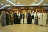 """بالصور .. أعضاء بلدي الأحساء السابقين يعقدون إجتماعهم الـ """" 50 """" والأخير بحضور """" الملحم """""""
