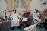 """"""" القطري """" يحتفل بعقد قرانه على كريمة """" عبدالعزيز السعيد """""""