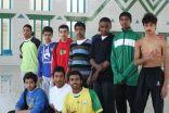 فريق نادي النجوم التطوعي بالشقيق يزور نادي الفتح بالمبرز