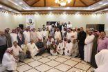 مستشفى وادي الدواسر يًكرم المشرف الإقليمي بعد خدمة 27 عاماً بالمستشفى