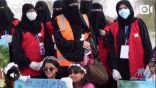 """بالصور .. الإعلامية """"نوره الشهاب"""" لـ """"الإخبارية مباشر"""" : #فريق_كاسبرز هو سبب شهرتي"""