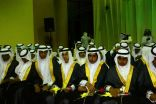 مدرسة الملك سلمان تحتفي بطلابها الخريجين