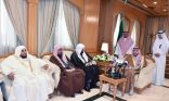 """"""" السديري """" إدارات الشؤون الإسلامية تسعى للتطوير والتغيير للأفضل"""