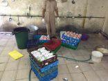 #أمانة_الاحساء تُغلق 5 ( مطابخ شعبية ) ومطعماً لمخالفة الاشتراطات الصحية