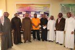 مركز الملك عبدالعزيز يحتضن برنامج المعسكر الكشفي