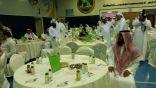 الملك خالد الثانوية تحقق المستوى الاخضر في النشاط الطلابي