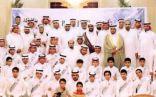 مركز النشاط الاجتماعي بالمنيزلة يحتفل بالطلاب المتفوقين