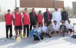 بالصور .. طلاب مدرسة الخالدية في زيارة إلى جامعة الملك فيصل