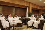 أدبي الأحساء يوقع شراكة مع جامعة الملك فيصل ومركز أحمد باديب