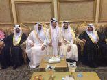 """أسرة الشهيد """" الرويلي """" تحتفل بزواج خالد و فرج"""