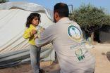 الحملة الوطنية السعودية مستمرة في توزيع الخبز على 9 آلاف عائلة سورية