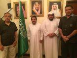 القنصل السعودي بهونح كونج يشيد بجهود وزارة الشؤون الإسلامية في برنامج الإمامة