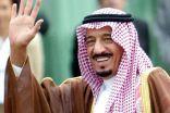 الملك سلمان العربى الوحيد ضمن أقوى 50 شخصية مؤثرة فى العالم