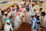 """قطري يظفر بقياسية """" الخلاص """" في مهرجان تمور الاحساء"""