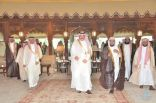 بالصور : الأمير محمد بن فهد يُقيم مأدبة غداء لأعيان المنطقة الشرقية