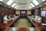 اللجنة الأستشارية بجامعة الأمير محمد بن فهد تعقد اجتماعها الأول