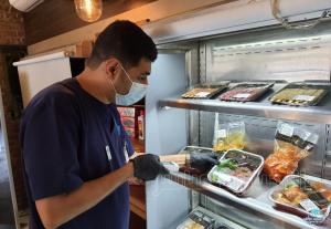 في يوم واحد  … تسجيل 35 مخالفة للتدابير الصحية في أسواق #الشرقية