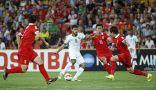 بالفيديو : الاخضر السعودي يخسر اللقاء الاول امام الصين بهدف وحيد