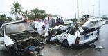 """وفاة """" 665 """" شخصا بحوادث مرورية في المملكة في شهر"""