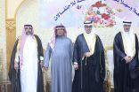 """""""سعود الدوسري """" يحتفي بزواج الدكتور خلف"""