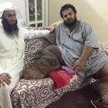 """"""" وزارة الصحة """" تنقل مواطن مصاب بمرض خطير في قدميه إلى مدينة الملك عبدالله الطبية"""