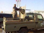 استشهاد سليمان المالكي على الشريط الحدودي بعسير