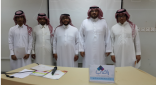 بالصور .. ثانوية الملك خالد تقيم برنامج التهيئة للسنة التحضيرية بالجامعة