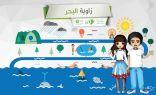 تدشين كوكب تفاعلي للأطفال خلال أكبر فعاليات للبيئة في الشرق الأوسط بجدة